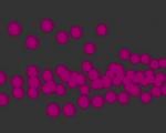 Music visualisation with SoundMixer.computeSpectrum();