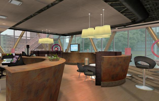 Interactive 3D